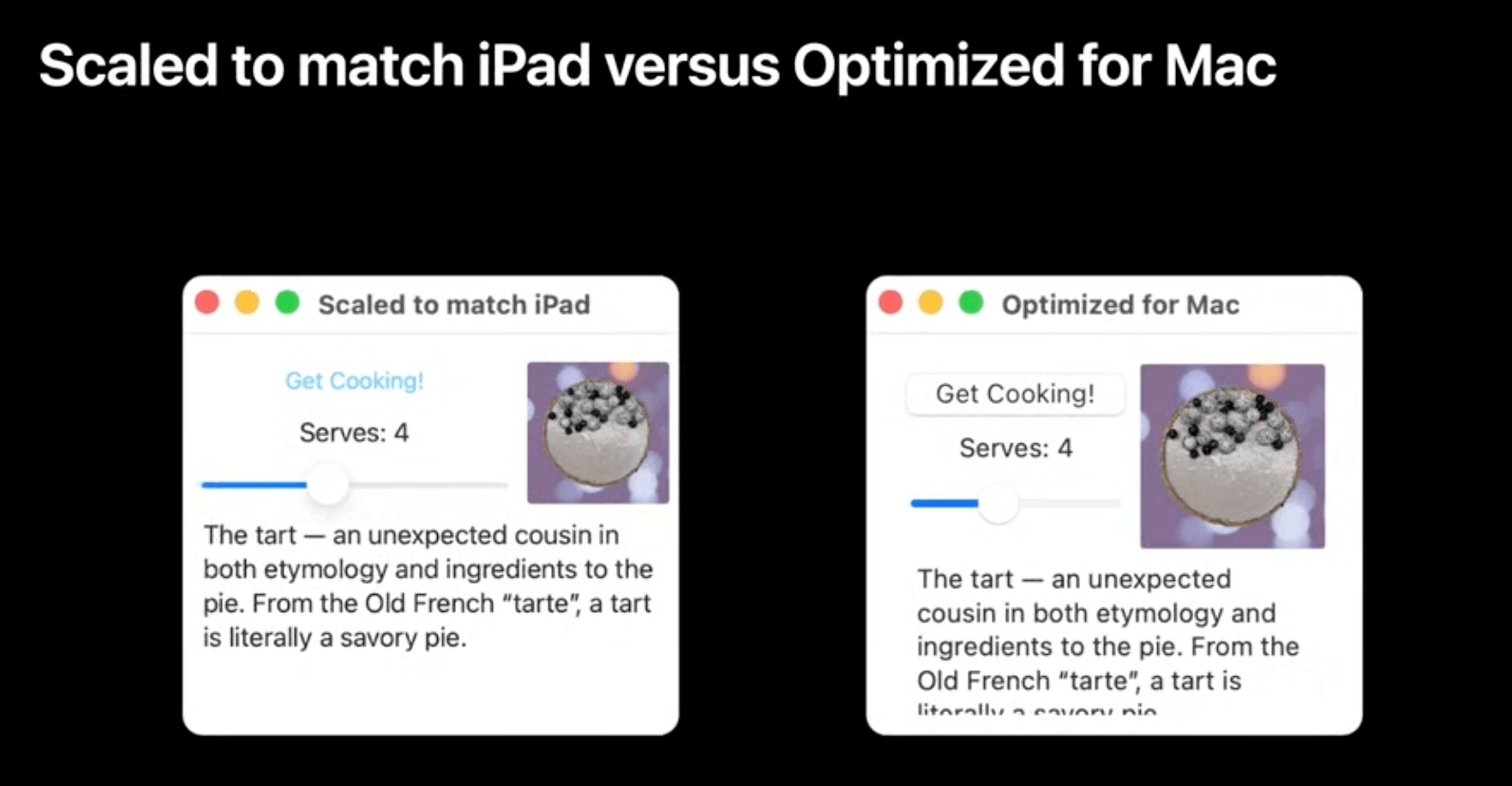 学会适应 Mac 口味的 Catalyst 应用,看起来更加自然