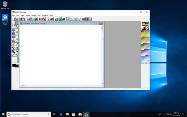 令人窒息的极限实验:在 Windows 10 上运行 WIN16 架构程序(来源:TechGenix)
